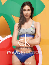 #MYCALVINS Custom