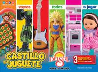 Castillo del juguete - Nuevo León