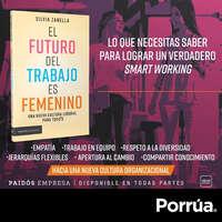El futuro del trabajo es femenino de Silvia Zanella