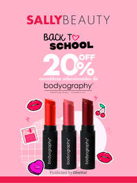 Back to School | -20% Bodyography