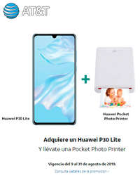 Adquiere un Huawei p30 light