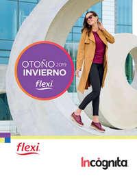 Catálogo Incógnita Flexi Otoño Invierno 2019