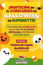 Concurso de Halloween