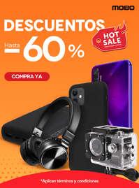 Hot Sale - Hasta 60% de descuento