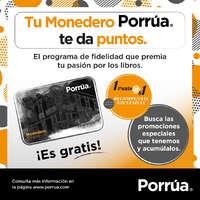 Monedero Porrúa