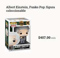 Funko Albert Einstein