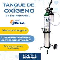 Tanque de oxígeno