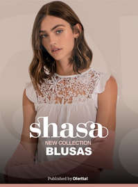 New Collection Blusas