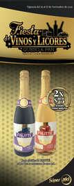 Fiesta de vinos y licores