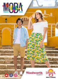 Moda Primavera Verano adultos CDMX