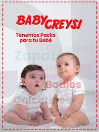 Packs para tu bebé