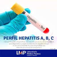 Perfil Hepatitis