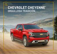 Cheyenne 2021