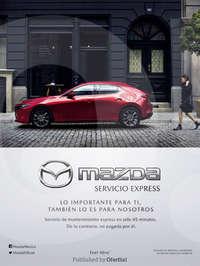 Mazda Servicio Express