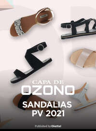 Sandalias 2021