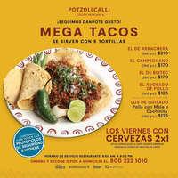 Mega tacos