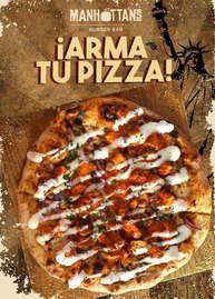 Arma tu pizza