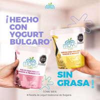 Yogurt Búlgaro