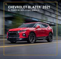Blazer 2021