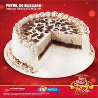 Pastel con chocolate abuelita