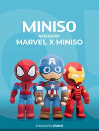 Miniso x Avengers