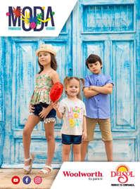 Moda Primavera Verano niños CDMX