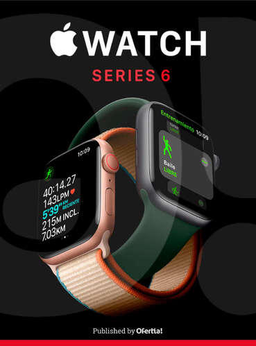 Apple Watch - Series 6- Page 1