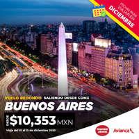 Vuela a Buenos Aires