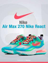 Air Max 270 Nike React