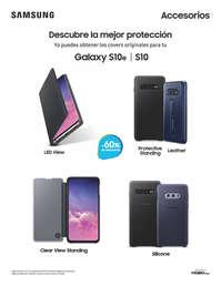 60% de descuento en accesorios Samsung