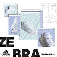 Grand Court Zebra de adidas