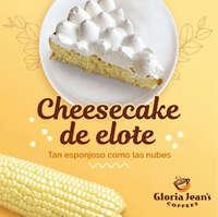 Cheesecake de elote
