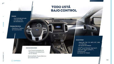 Ford ranger 2020- Page 1