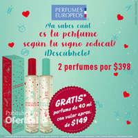 Perfumes 2 x $398