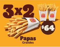 Papas grandes 3x2