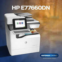 HP E77660DN