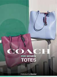 Coach Totes