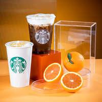 Naranja Mocha Cream con Cold Foam