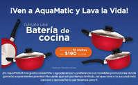 Promo Batería de Cocina