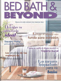 Revista Bed Bath & Beyond