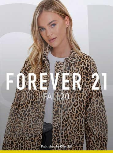 Catalogos De Ofertas Forever 21 Folletos De Forever 21 Ofertia