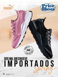 1e401a69db2 Catálogos de ofertas Price Shoes - Folletos de Price Shoes - Ofertia