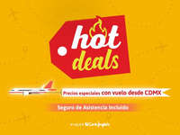 Llegaron los Hot Sale Deals