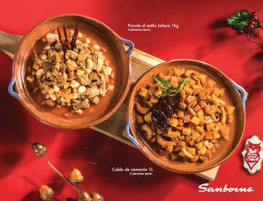 Cena de Navidad y Año Nuevo- Page 1