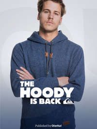 Hoody Is Back
