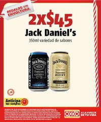 Promociones en bebidas