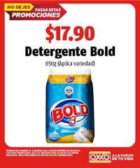 Detergente Bold