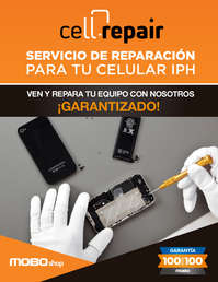 Repara tu iPhone en MOBOshop