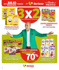 Folleto Soriana Super Julio Regalado 030720