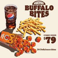 Nuevas Buffalo Bites